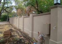 Brick rendering Wall rendering