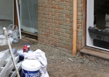 Concrete Render Taminite Finish