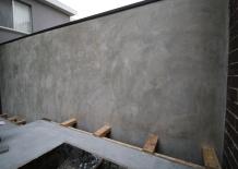 Port Melbourne Concrete Finish External